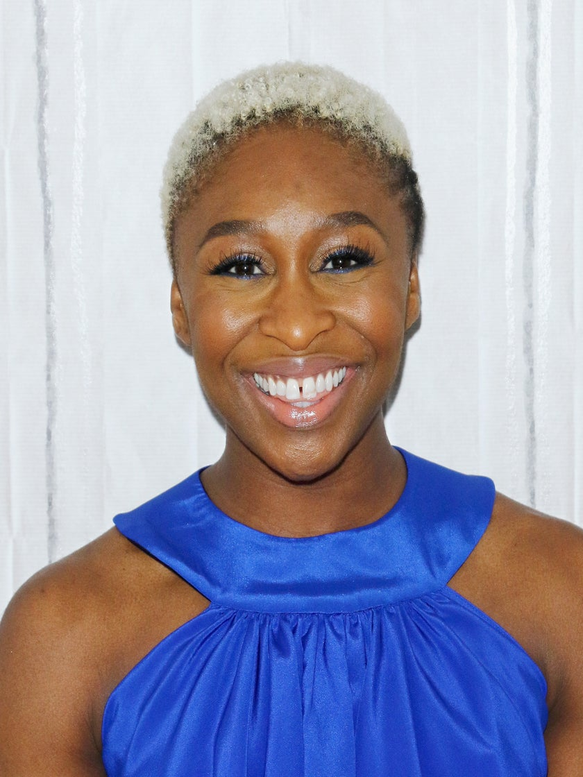You Have To See Actress Cynthia Erivo's Epic New Hairstyle