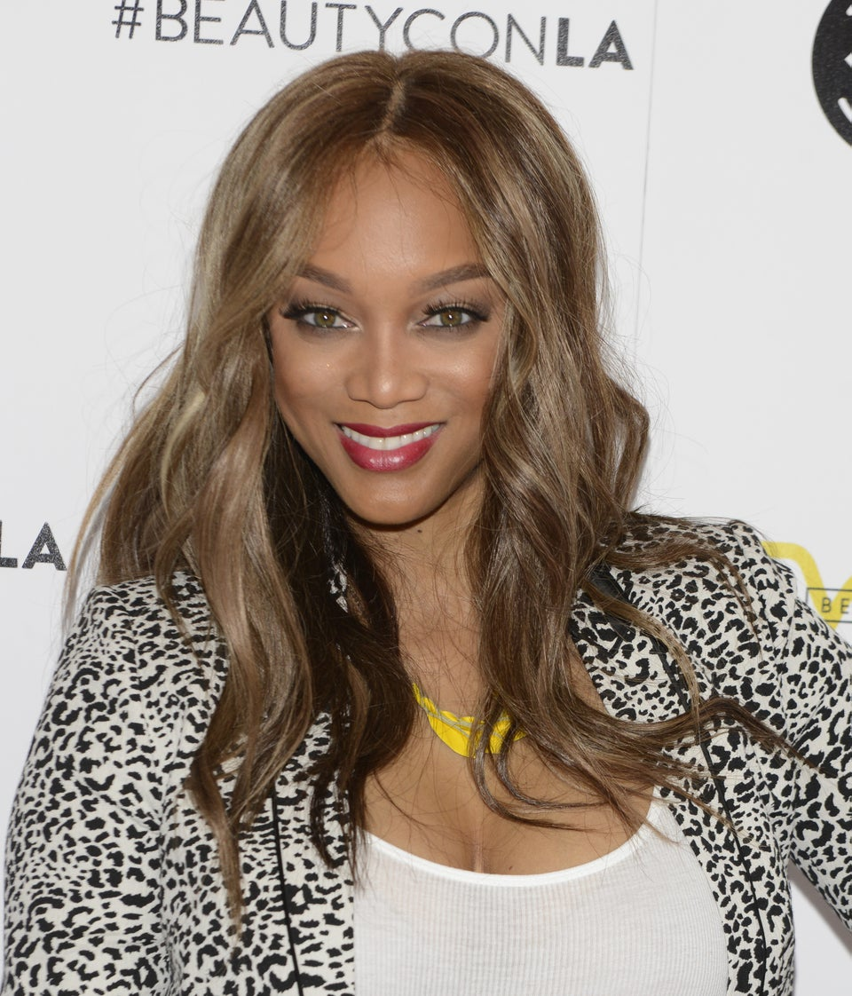 Tyra Banks Is Replacing Nick Cannon As 'America's Got Talent' Host