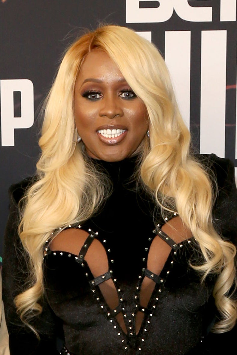 Black Celebrities With Blonde Hair Essence