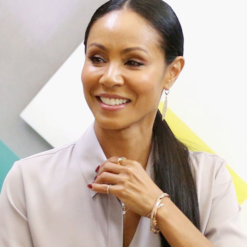 """Jada Pinkett Smith Admits To Becoming 'Extremely Suicidal"""" After Early Bout With Success"""