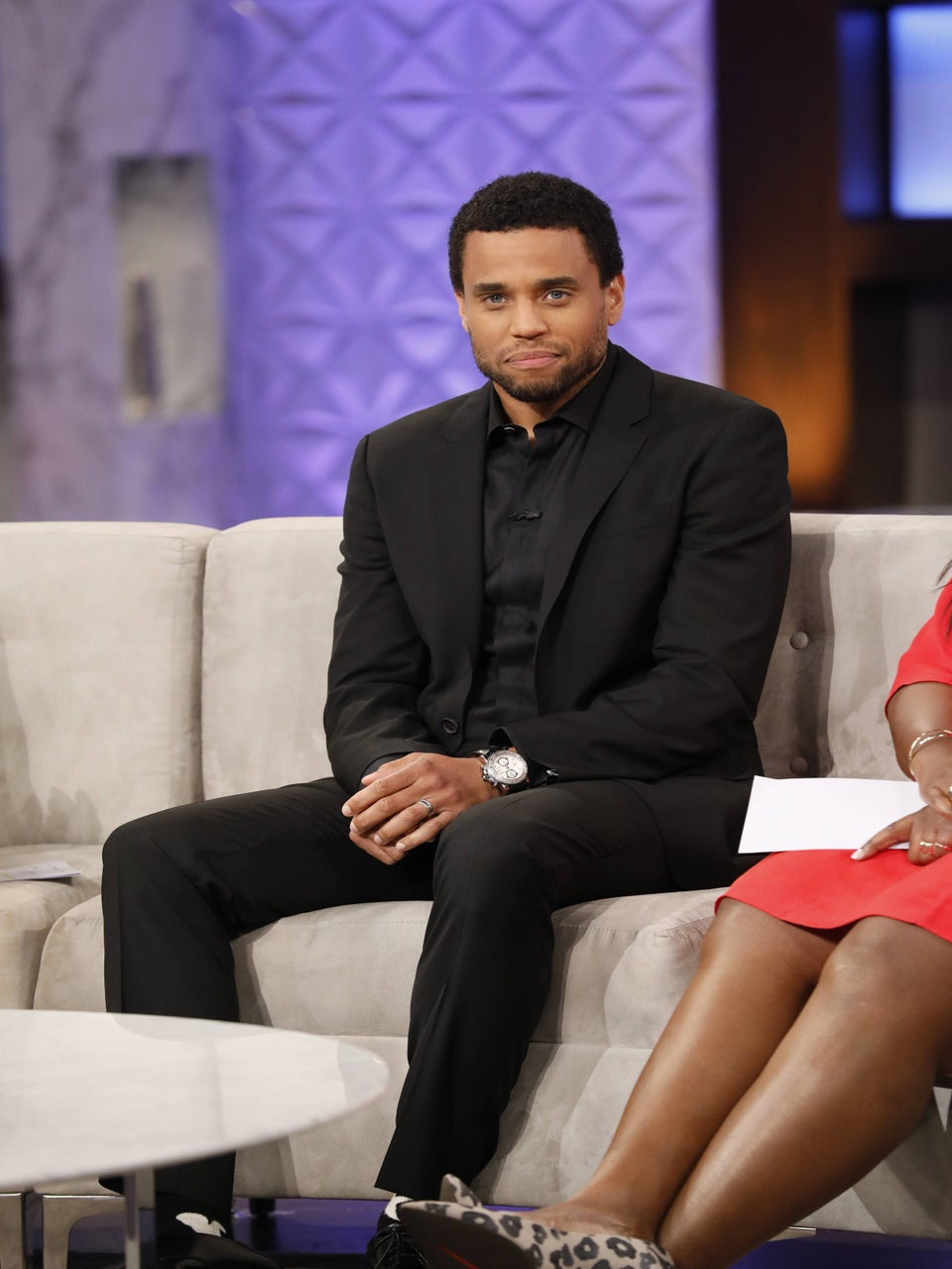 'The Good Cops Need To Speak Up:' Michael Ealy Offers A Solution To Police Brutality