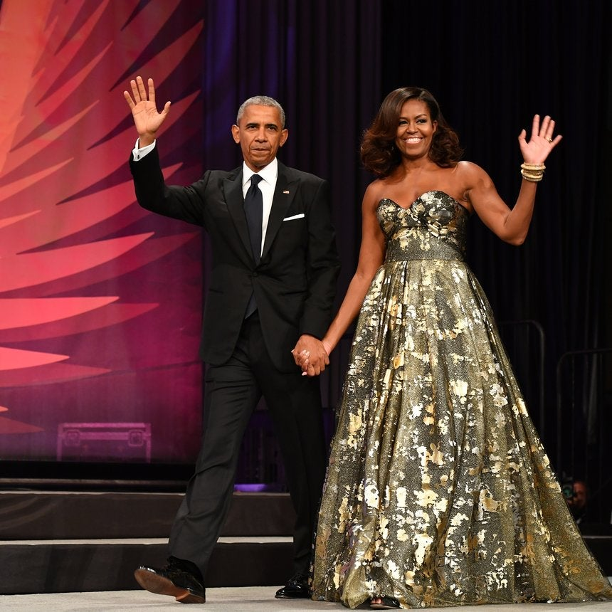 'Love And Happiness: An Obama Celebration' Was A Much-Needed Dose Of Black Inspiration