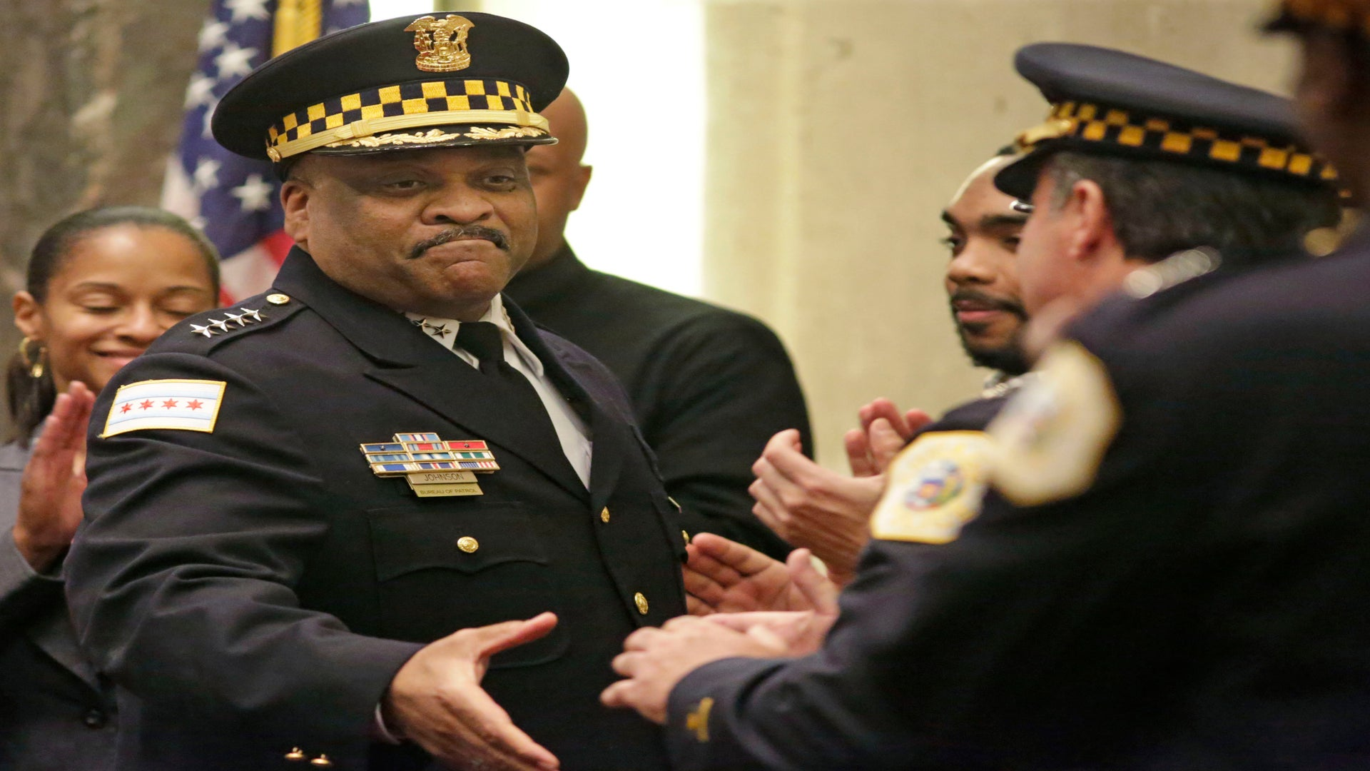 Will This Help? Chicago To Hire 1,000 Cops To Combat Violence