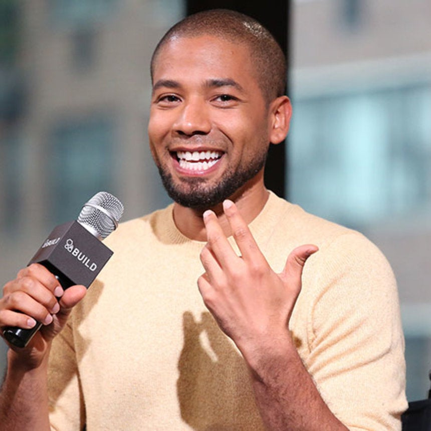 Jussie Smollett Just Revealed A Huge Secret About His 'Empire' Character