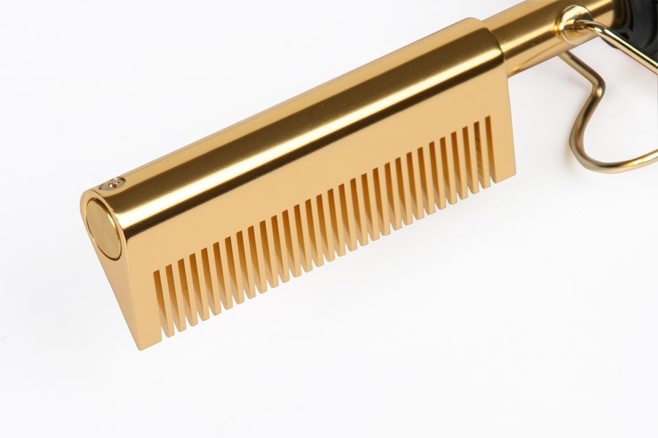 Yes, There Is A Hot Comb In The Smithsonian Museum OfAfrican American History And Culture
