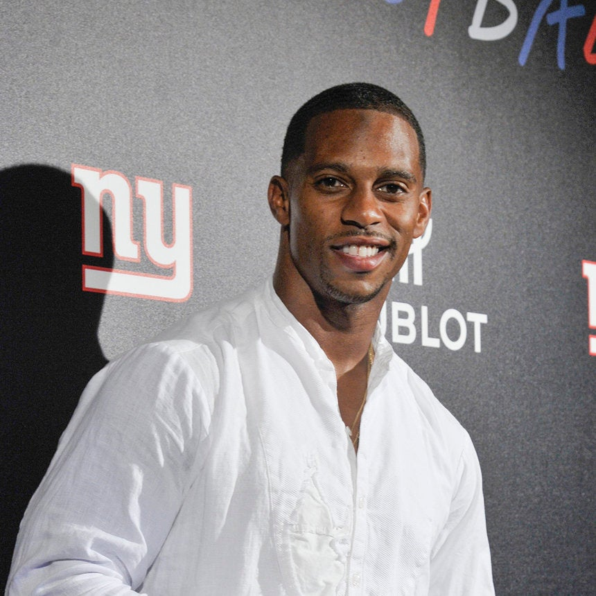 Victor Cruz Talks Football, Modeling and Launching His Own Clothing Collection