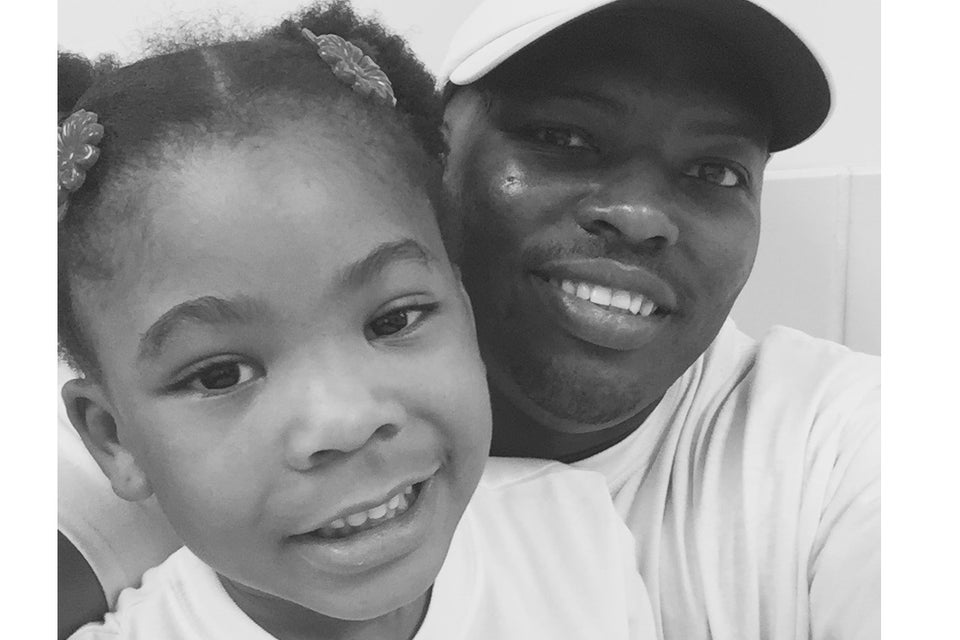 This Daddy-Daughter Hair Video Is Guaranteed To Brighten Your Day