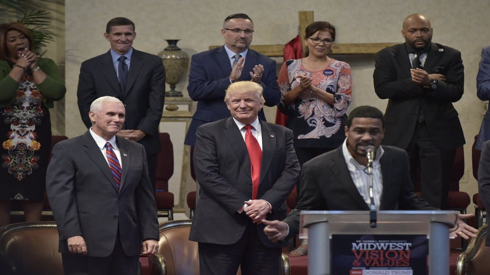 Donald Trump's 'Meeting On African-American Concerns' Was Missing One Important Thing