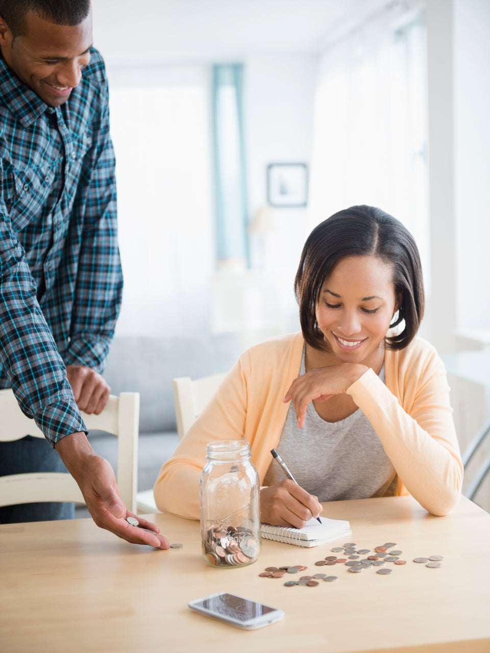 Guess How Much Couples Are Okay With Secretly Spending Before They Tell Their Partner?