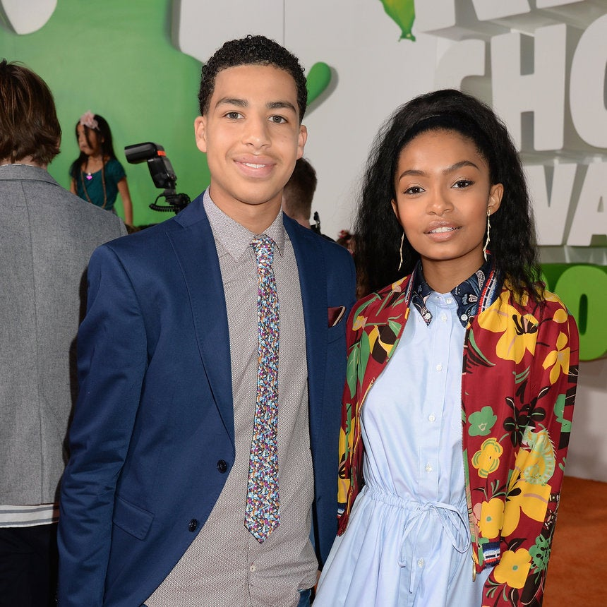 """Black-ish"" Stars Yara Shahidi & Marcus Scribner Can't Vote Yet, But They Want Yours To Save The Planet"