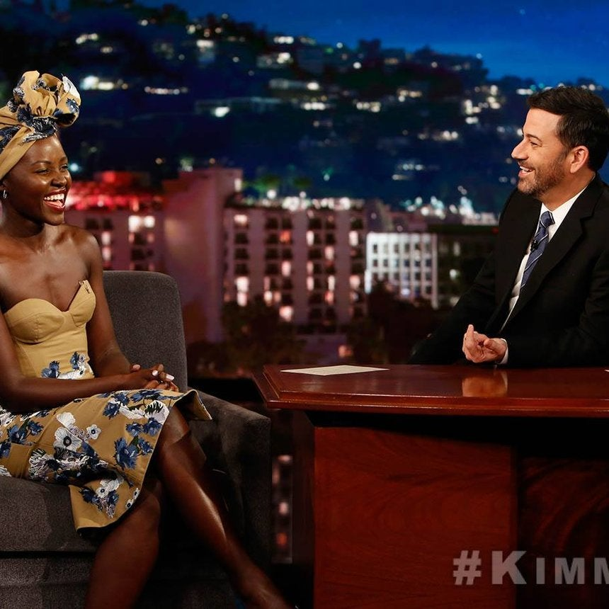 Lupita Nyong'o Had The Best Reaction To Being Name Dropped In A JayZ Song
