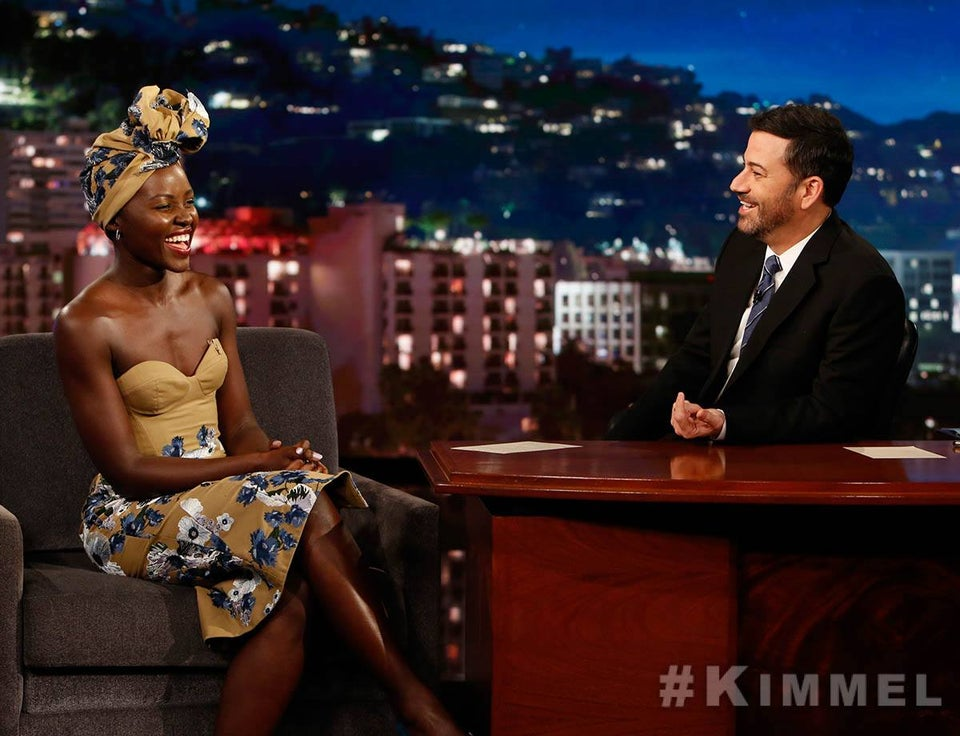 Lupita Nyong'o Had The Best Reaction To Being Name Dropped In A Jay Z Song