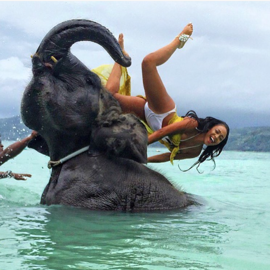 The 15 Best Black Travel Moments You Missed This Week: Pointed Toes in Thailand
