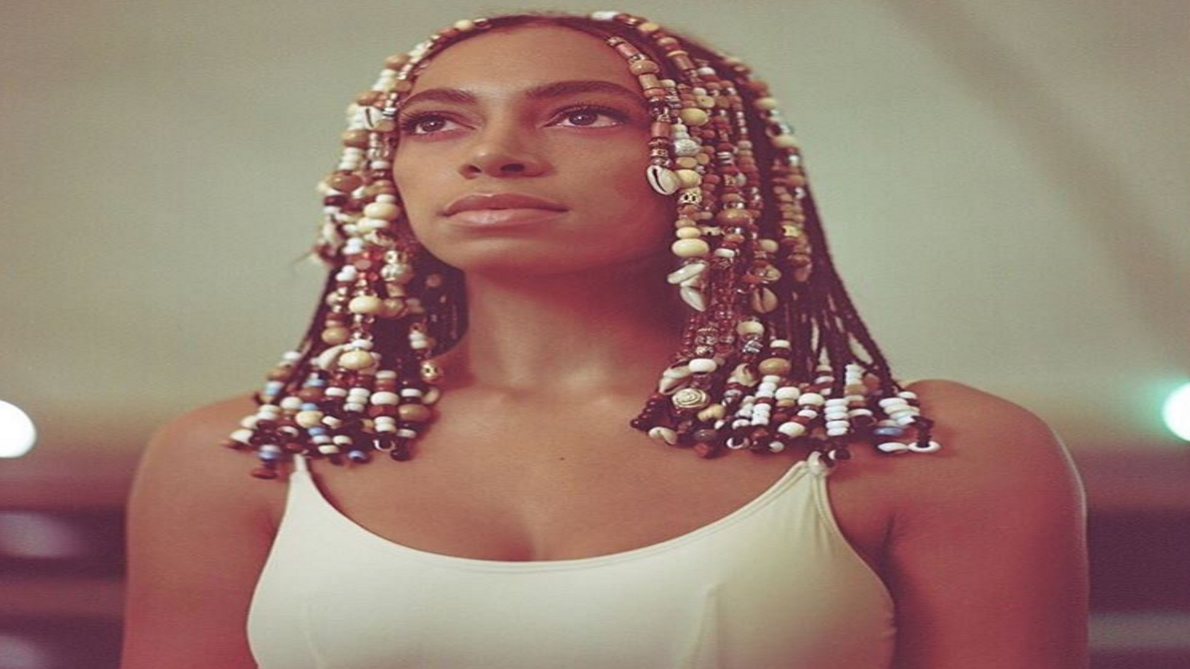 Copy- Solange Announces Release Date For New Album 'A Seat At The Table'