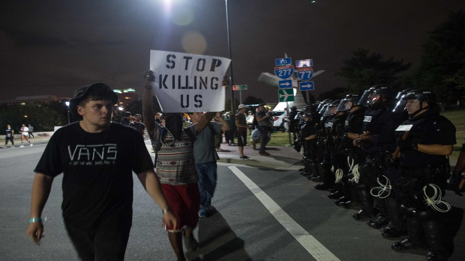 Man Shot By Civilian While Protesting In Charlotte Dies