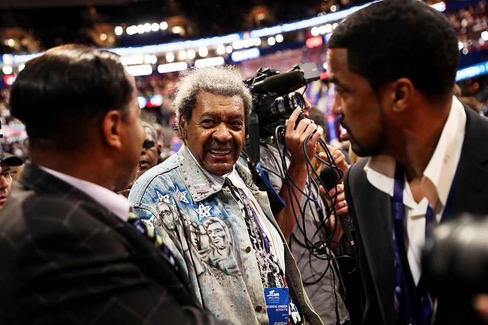 From Boxing Promoter To Trump Supporter: 7Things You Didn't Know About Don King