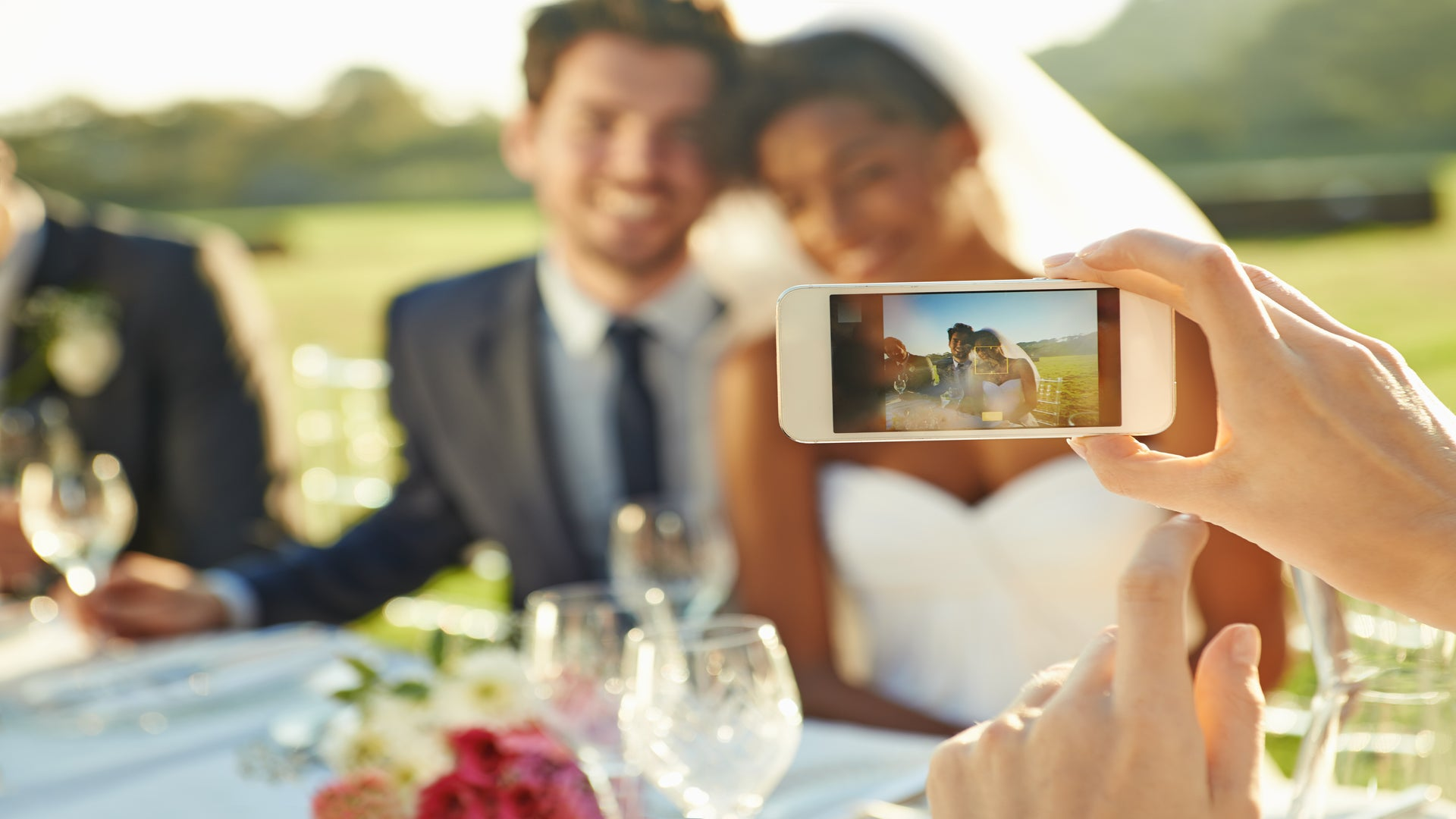 Why Weddings Are Going to Dominate Your Social Feeds For the Foreseeable Future