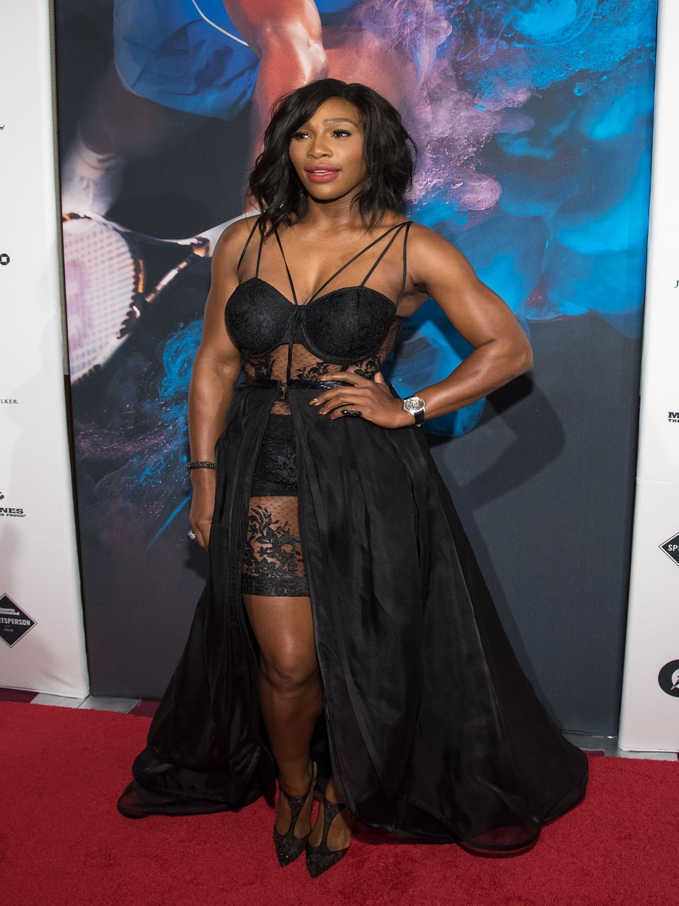 Sports Illustrated Ranks The 50 Most Stylish Athletes, Including Serena Williams and Misty Copeland