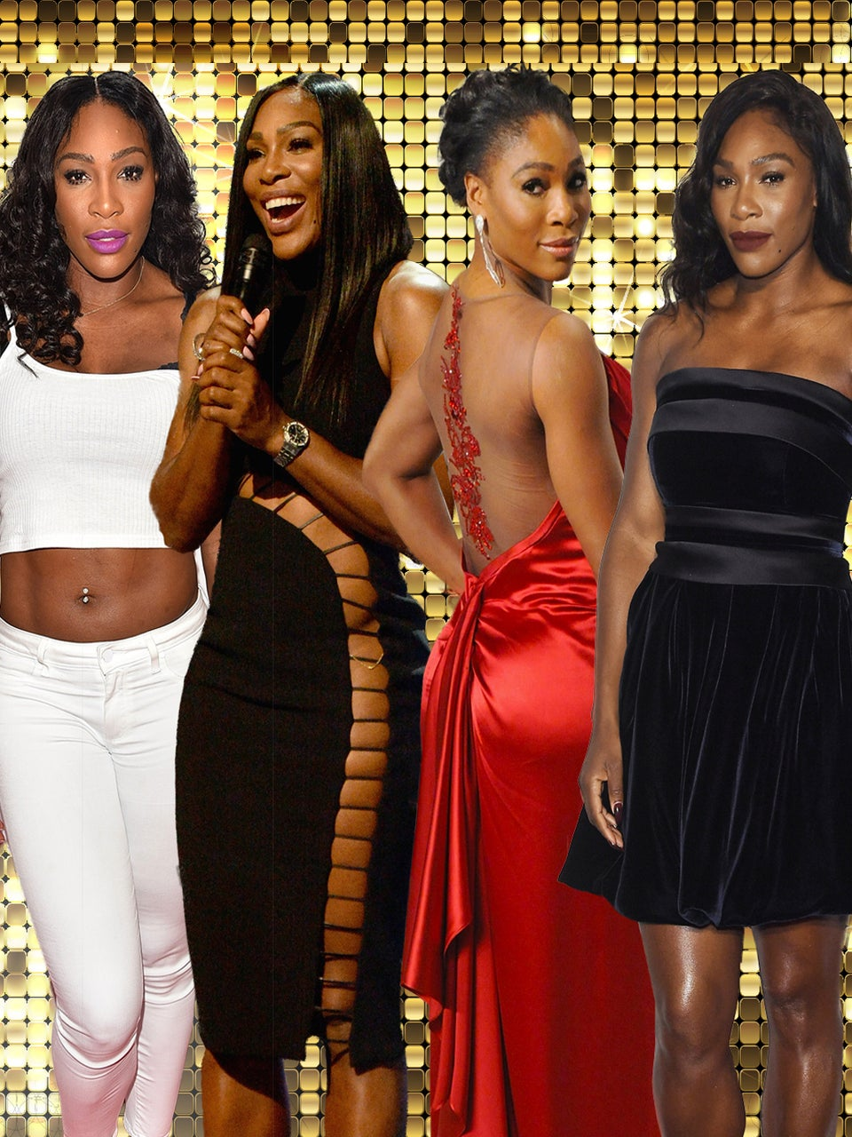 Behold, Serena Williams' Most Body Confident Fashion Moments