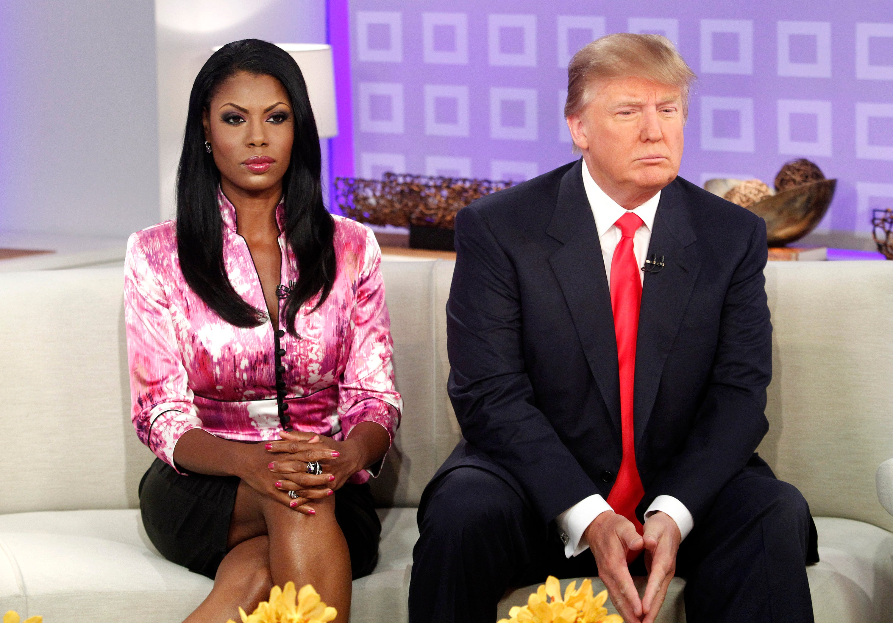 Omarosa Insists She Joined The Trump Campaign To Help Black People