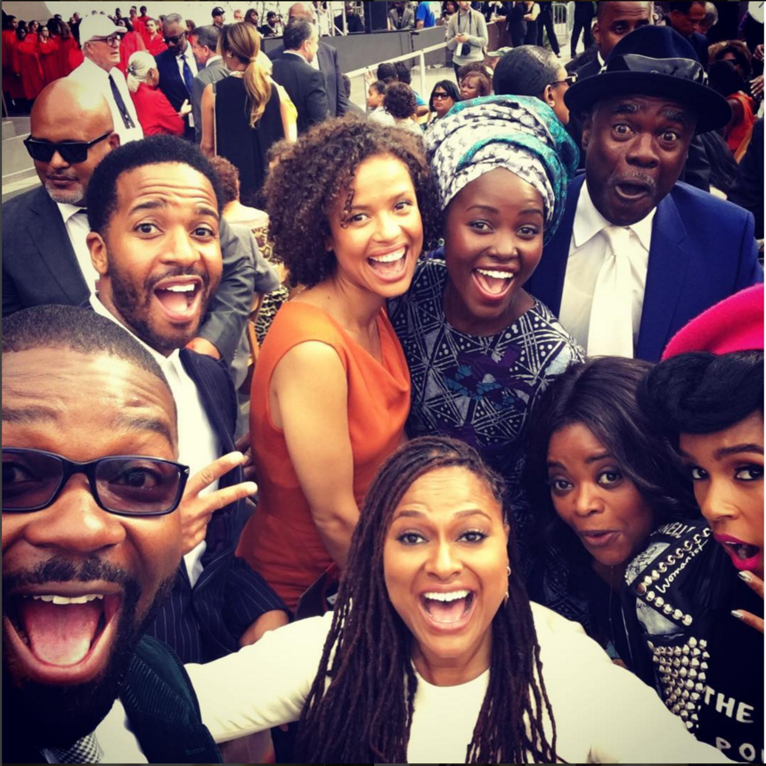 14 Celebrities Who Couldn't Miss The National Museum Of African American History And Culture Opening