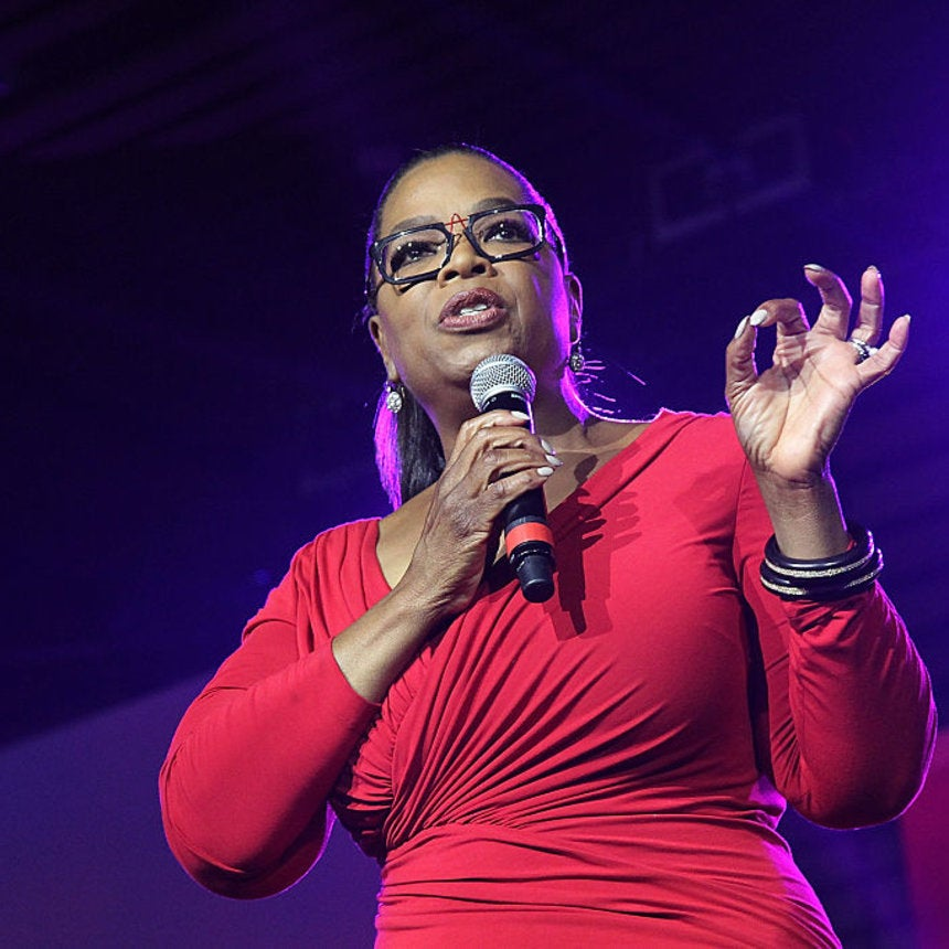 Oprah Wants To Clarify Her Post-Election Comments About Donald Trump