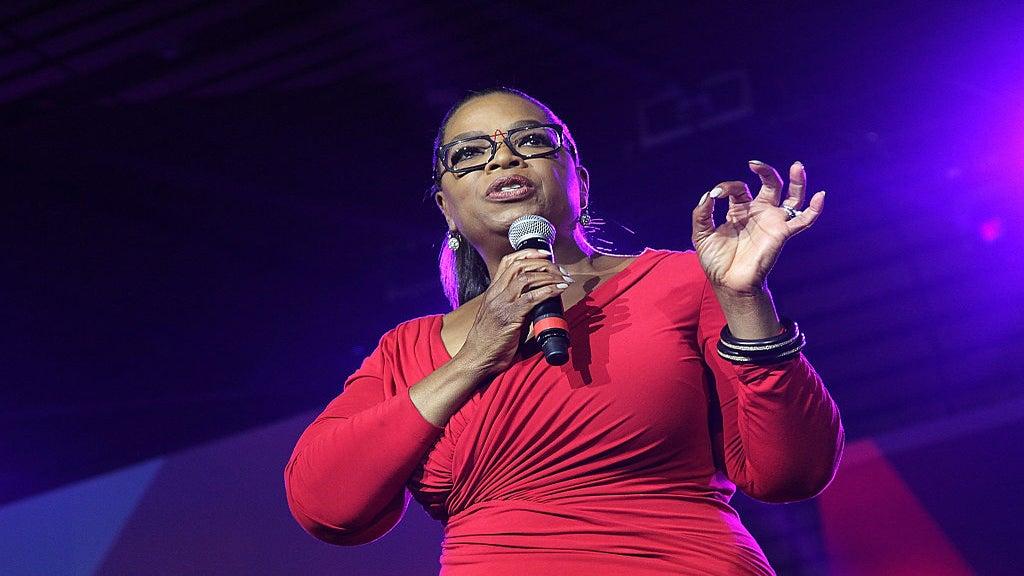 Oprah Winfrey Comments On Police Shootings: 'It's Like A New Emmett Till Every Week'