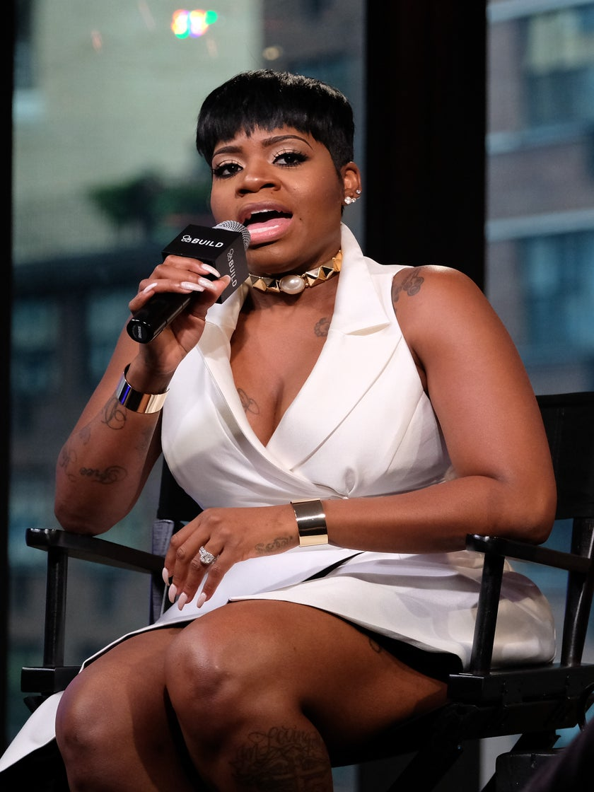 Fantasia Barrino Cancels 'All Lives Matter' Concert, Issues Statement