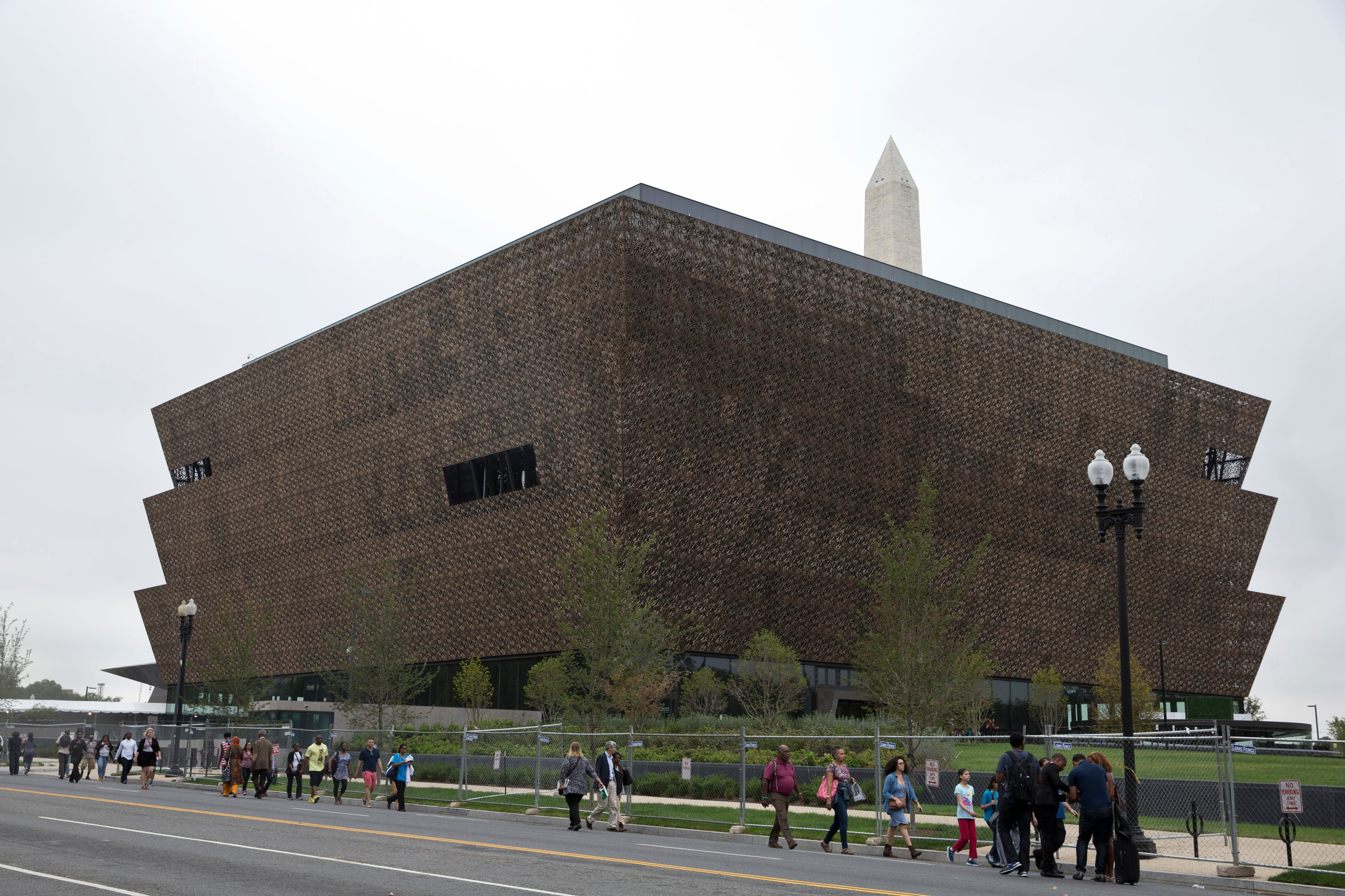The National Museum Of African American History And Culture Is Getting Its Own Stamp
