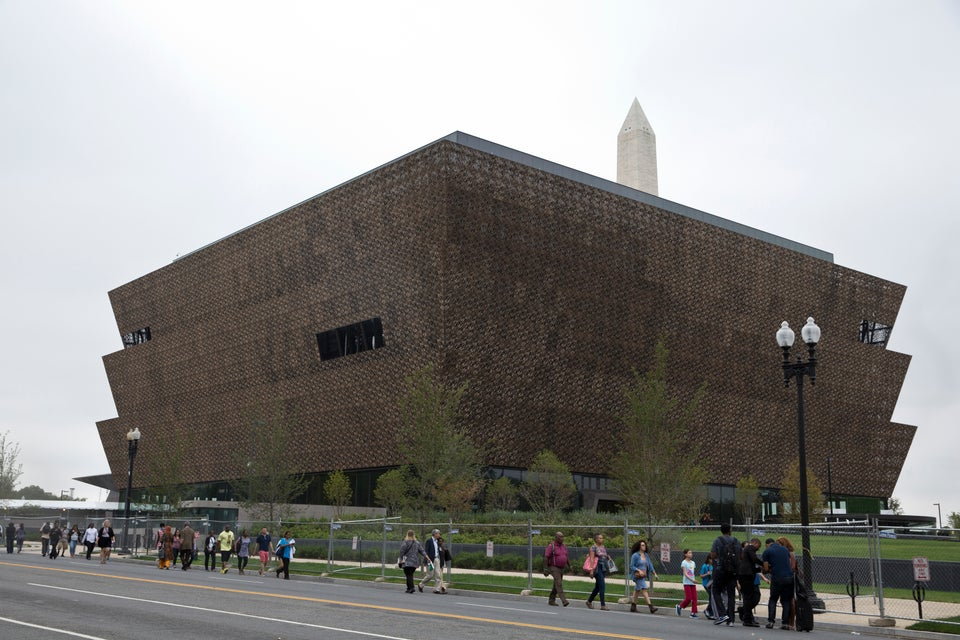 The National Museum of African American History And Culture Is Six Months Old And Killing The Museum Game!