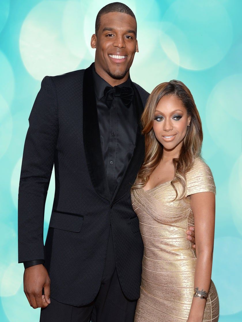 Cam Newton And Girlfriend Kia Proctor Have Welcomed Baby Number Three