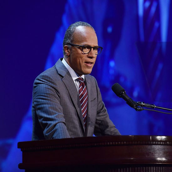 NBC's Lester Holt Talks Meek Mill, Cyntoia Brown And Need For Criminal Justice Reform