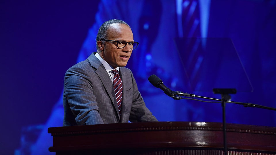 Lester Holt: 6 Things To Know About The First Black Journalist To Moderate A Presidential Debate In 24 Years