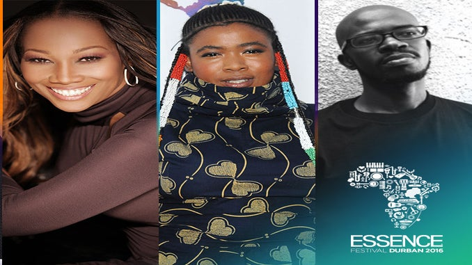 Get Your Tickets to ESSENCE Festival Durban!