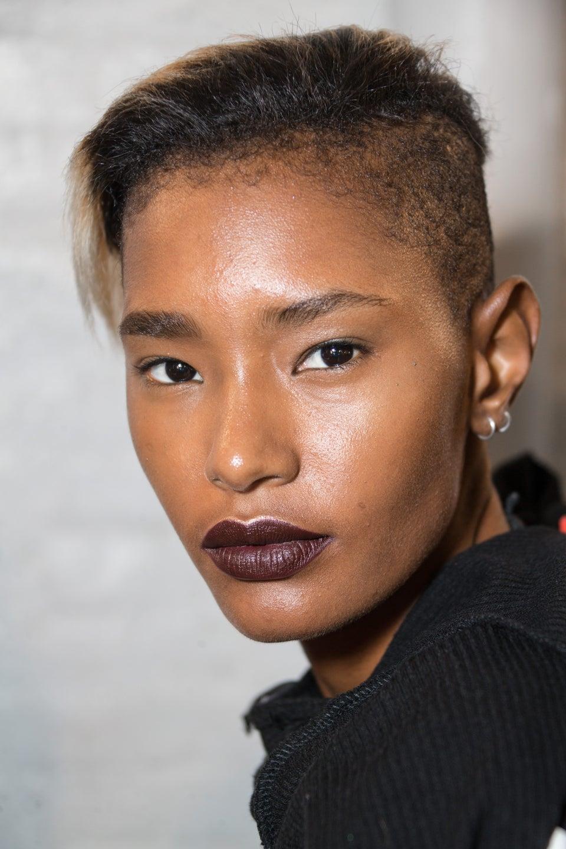 How to Keep Fall's Dark Lipstick Smudge-Free