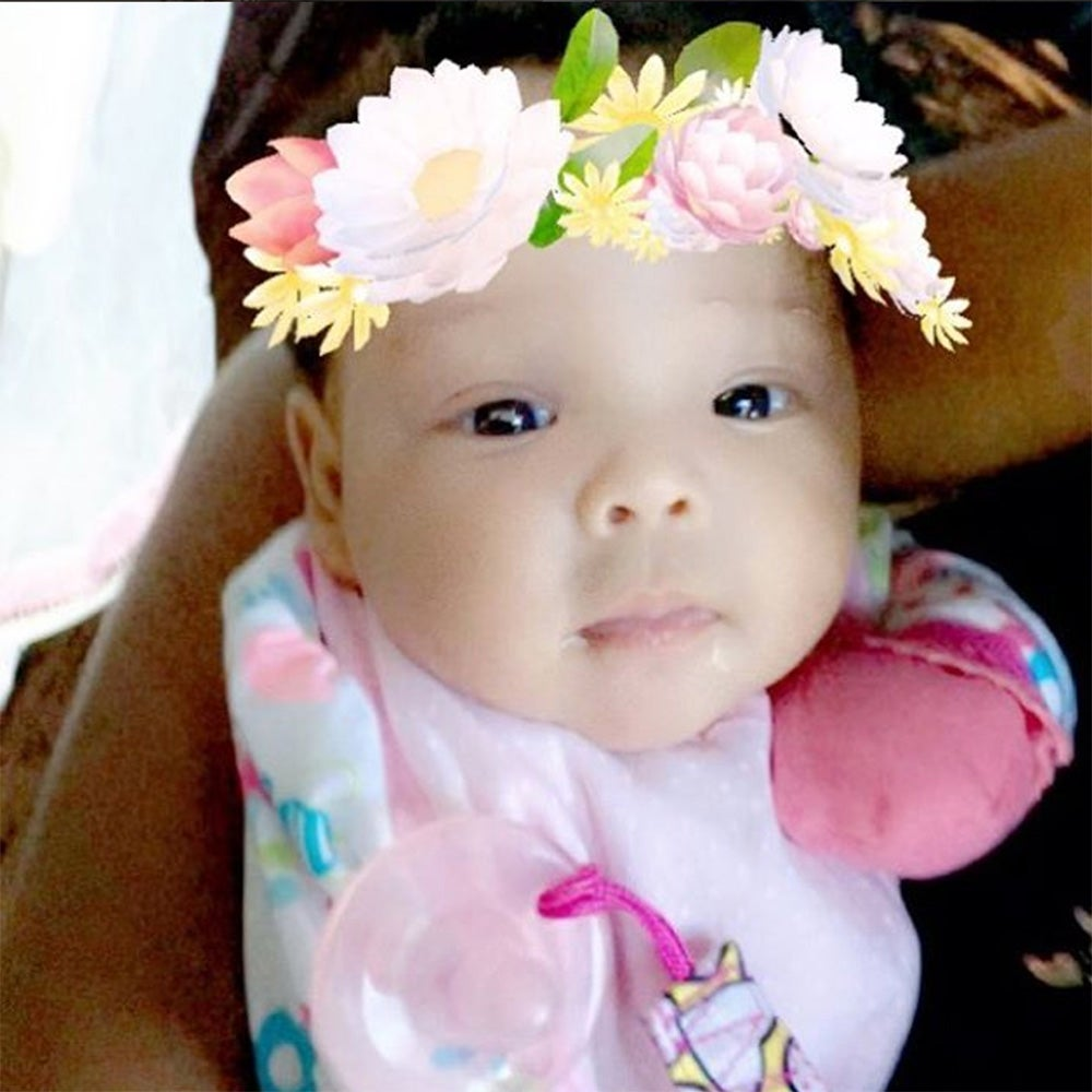photos of t i tiny s baby heiress essence