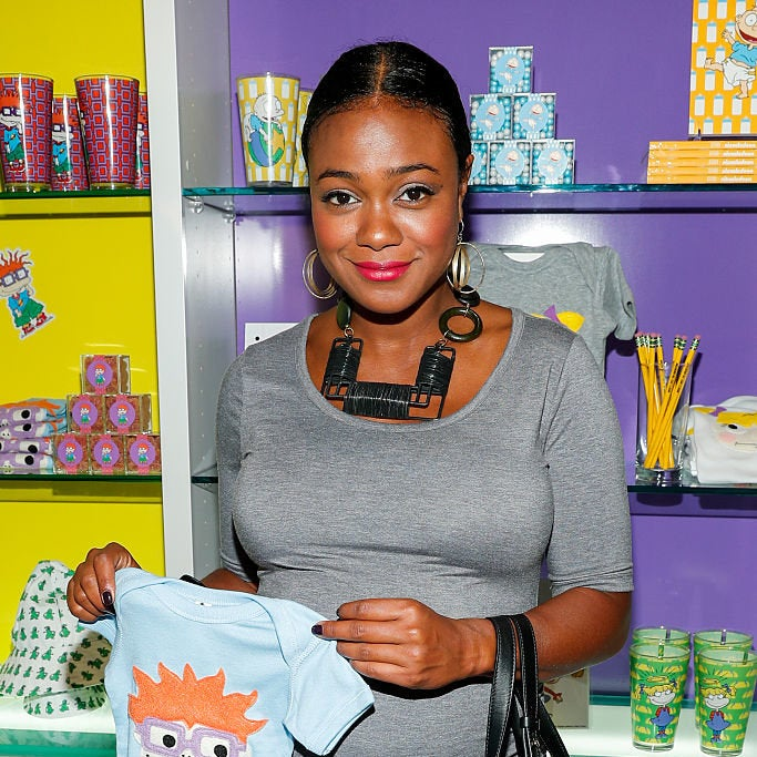 This Is What Tatyana Ali Named Her Little Fresh Prince!