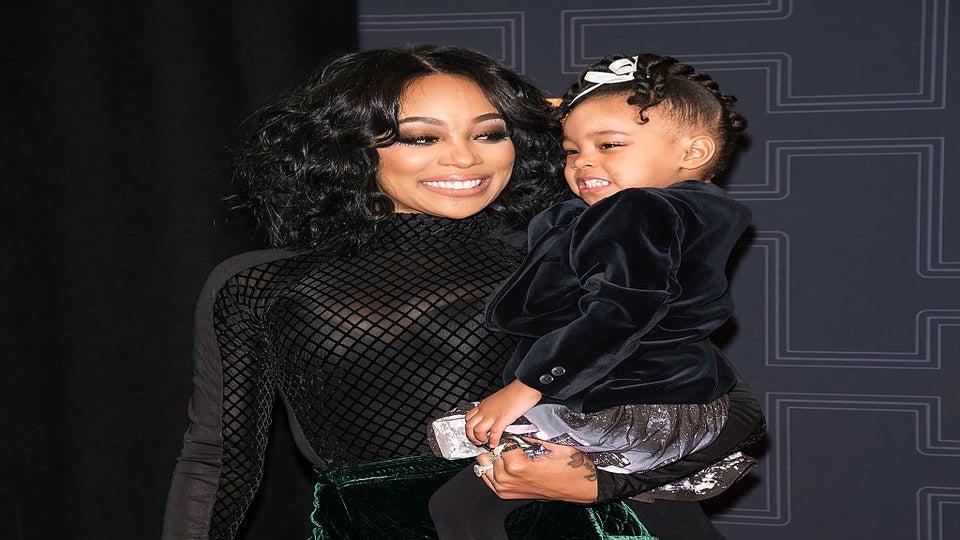 Monica & Laiyah Rock Out At A Beyoncé Concert With Mama Tina