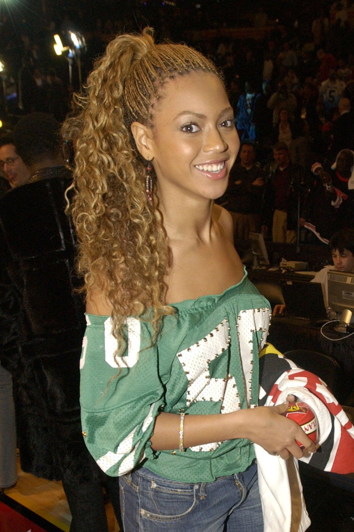 Beyonce Braid Hairstyles Essence