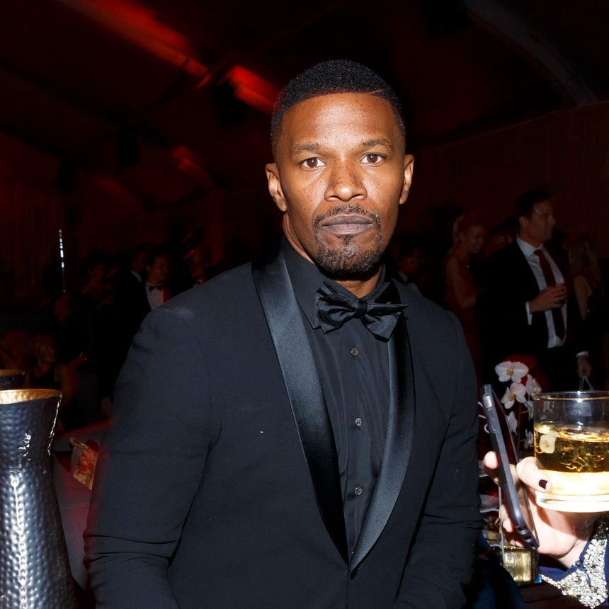 EXCLUSIVE: 'Sleepless' Stars Jamie Foxx And Michelle Monaghan Open Up About America's Political Climate
