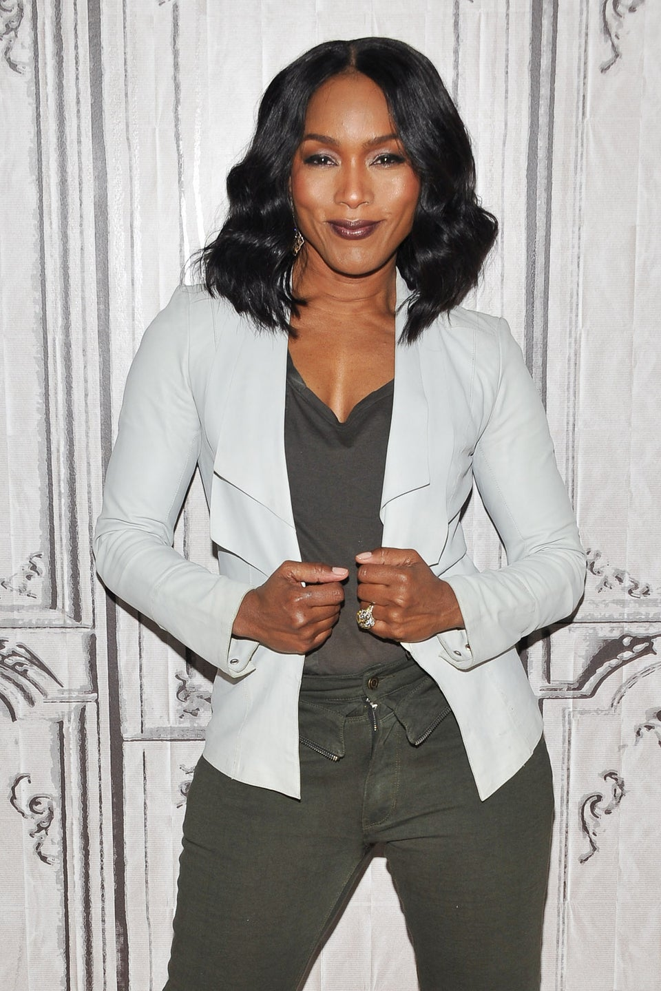 Angela Bassett Opens Up About Losing Her Mother And Saving Lives With New Campaign