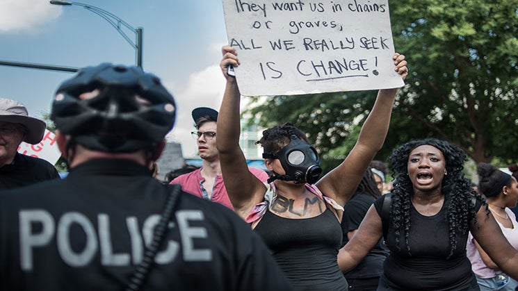 United Nations Report Compares Police Brutality To Lynching In The Black Community