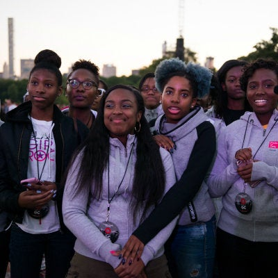 Google Hosts 'Black Girls Code' And More For Event Encouraging Careers In Tech For Young Women