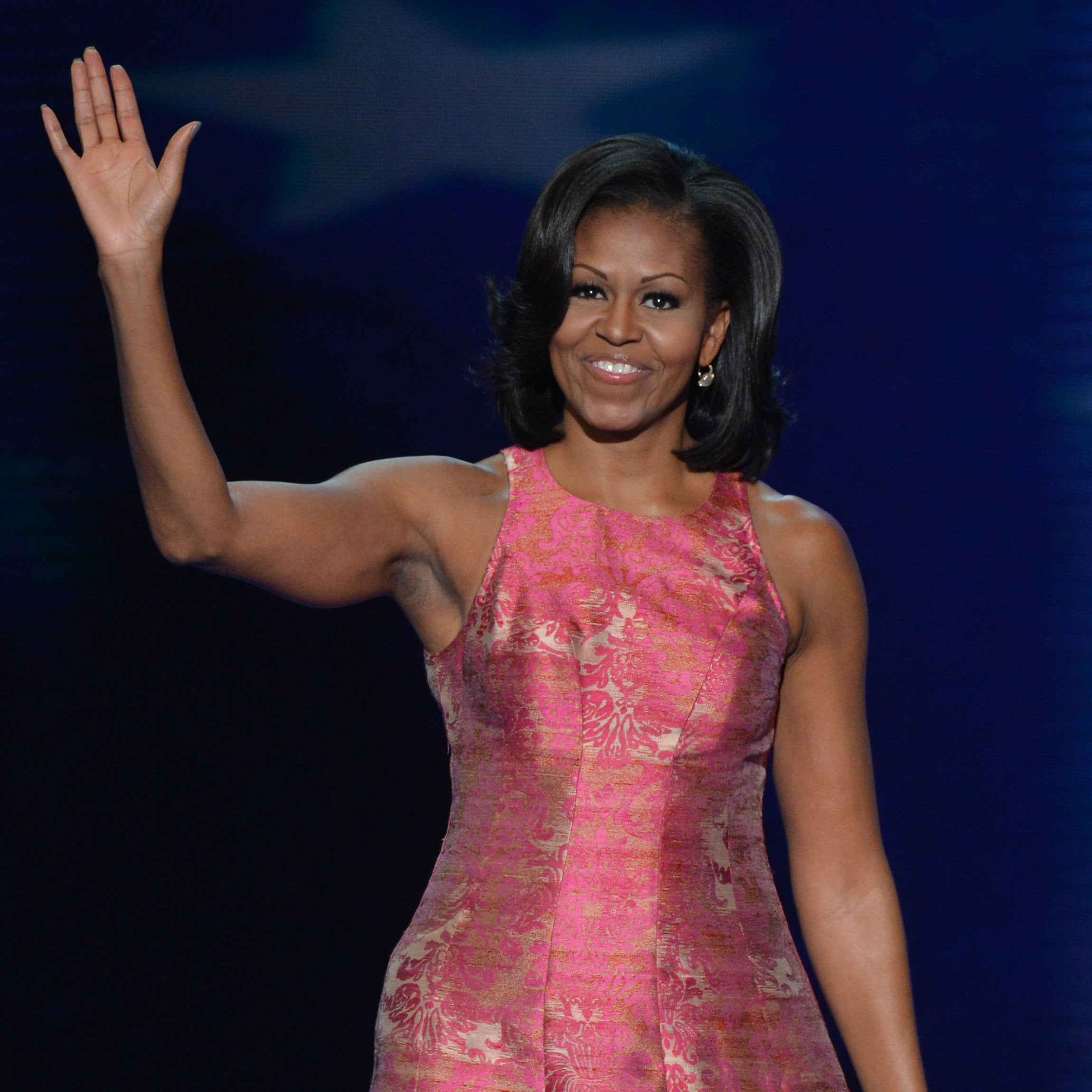15 Times Michelle Obama Rocked a Black Designer And Killed It, Obvi
