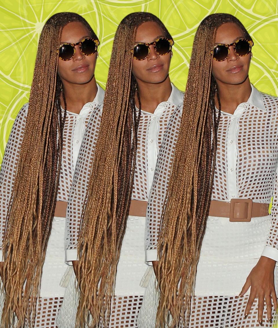 All Of TheTimes Beyoncé's Braids Made Us Scream 'Yas!'