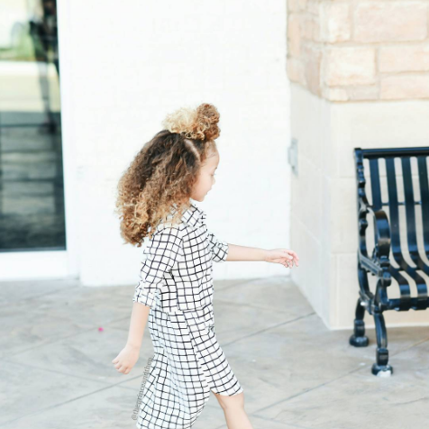 12 Adorable Kids With Hairstyles Grown Women Will Want To Steal