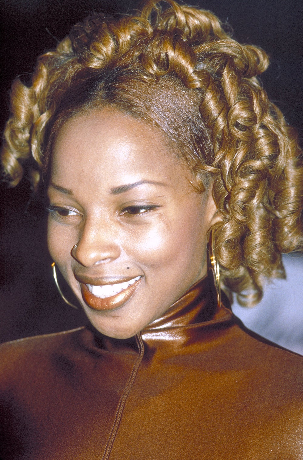 Image result for mary j blige blonde hair 2997