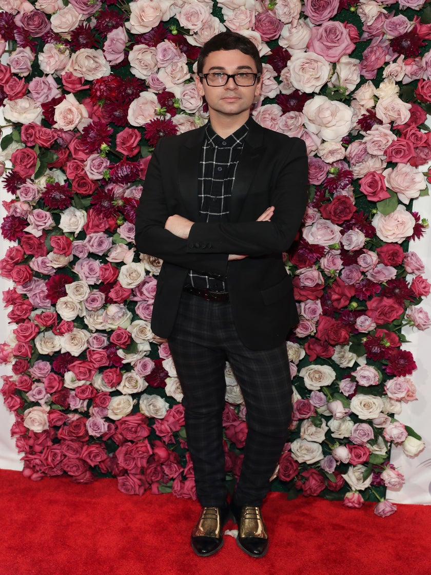 Christian Siriano Talks Diversity And Body Positivity In The Fashion Industry