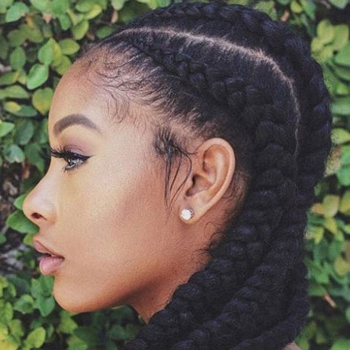 Killer Cornrows: Braided Styles To Rock This Summer