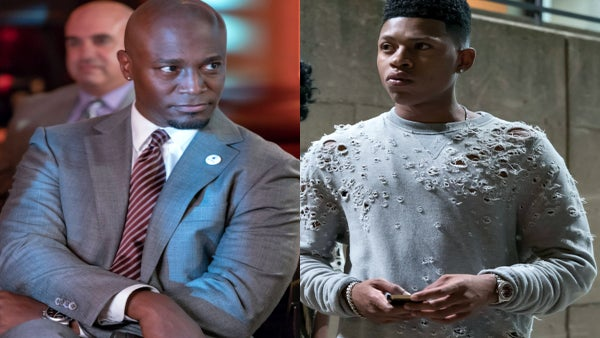 Straight From The Empire: Taye Diggs And Bryshere Gray Give Us All The Scoop On Season 3!